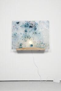 Fredrik Værslev, 'Untitled (Asphalt painting) ', 2013