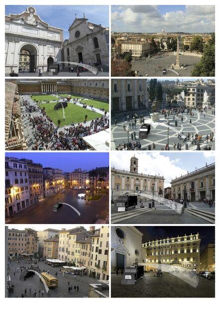 Sam Durant, 'Study for Public Fountain (Rome)', 2013