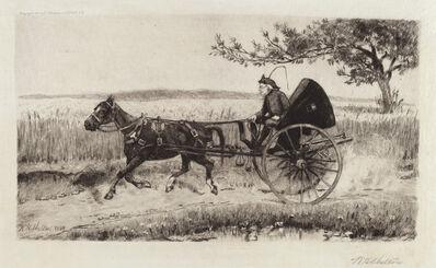 William Henry Shelton, 'The One Hoss Shay', 1884