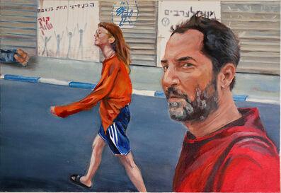 Zamir Shatz, 'Mizrahi Street', 2017