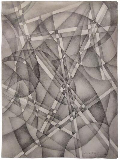 Anna Elkan Meltzer, 'Recitative', 1964