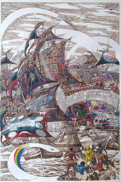 Julien Sinzogan, 'Vaudoo Inside 2 ', 2015