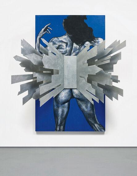 Robert Longo, 'V', 1983 -1984