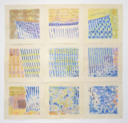 Masumi Nakaoka, 'Building Blocks -stripe-', 2017