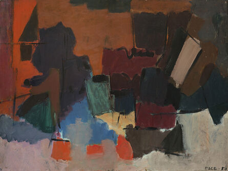 Stephen Pace, 'Untitled (50-2)', 1950