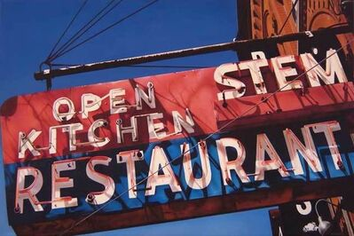 Rudy Sparkuhl, 'Open Kitchen'