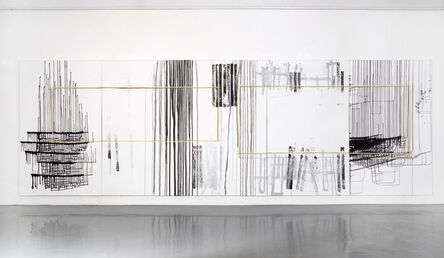 Hanno Otten, 'Schlacht 8', 2015