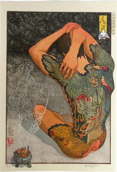 Paul Binnie, 'A Hundred Shades of Ink of Edo: Yoshitoshi's Ghosts', 2004
