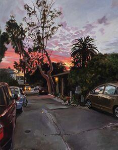 Patricia Chidlaw, 'Alley in Santa Barbara', 2021