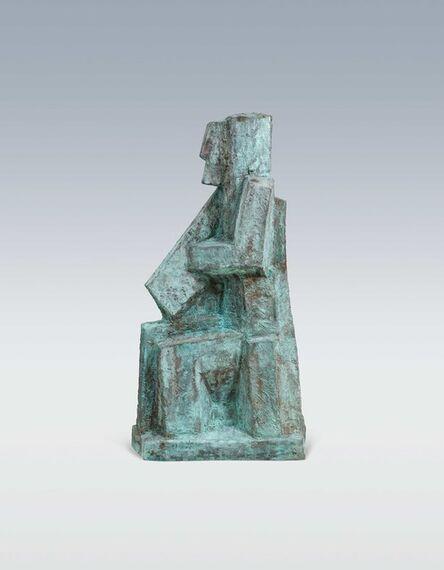 Josef Pillhofer, 'Assurbanipal', 1999