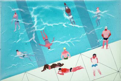 Yang-Tsung Fan, 'Tiny Swimming Pool 3', 2018