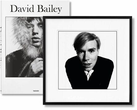 David Bailey, 'David Bailey, Art Edition No. 226–300 'Andy Warhol, 1965'', 2019