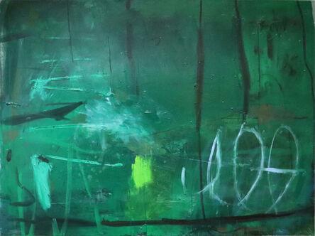 Richard Hearns, 'Green Meadow', 2020