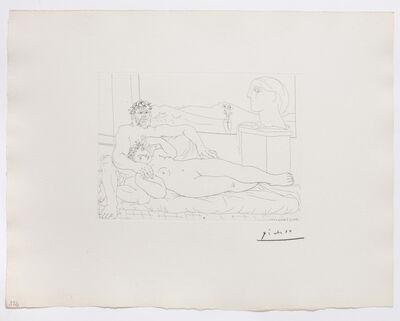 Pablo Picasso, 'Le Repos du Sculpteur II', 1933
