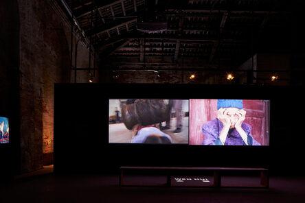 Wen Hui/Living Dance Studio, 'Other Future (Installation view)', 2015