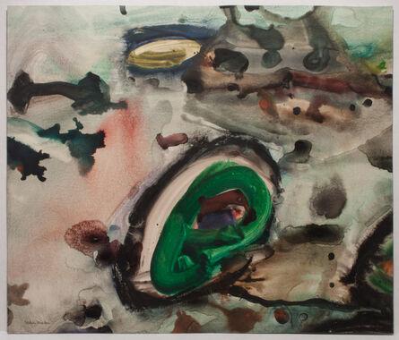 Alden Mason, 'Butterfly Day', 1973