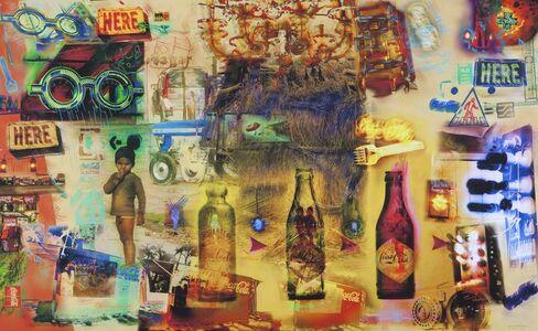 Jean-Michel Laberge, 'Coke Child 3', 2014