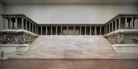 'Pergamon (views of the Zeus Altar)', ca. 180 BCE