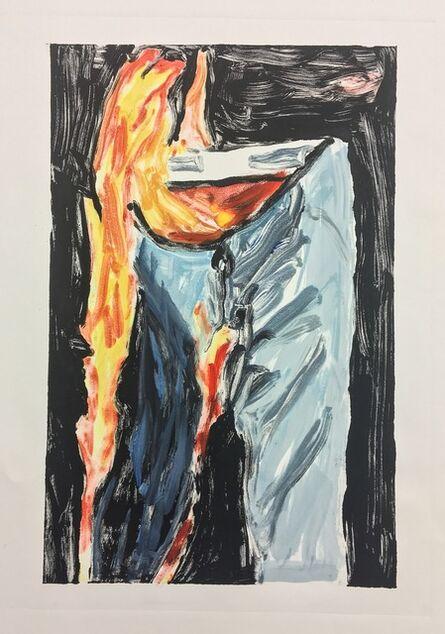 Richard Bosman, 'Untitled (Pants on Fire)', 2017