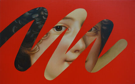 Lino Lago, 'Fake Abstract (Jacob Ferdinand Voet)', 2020