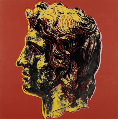 Andy Warhol, 'Alexander the Great (Feldman & Schellmann II.292)', 1982