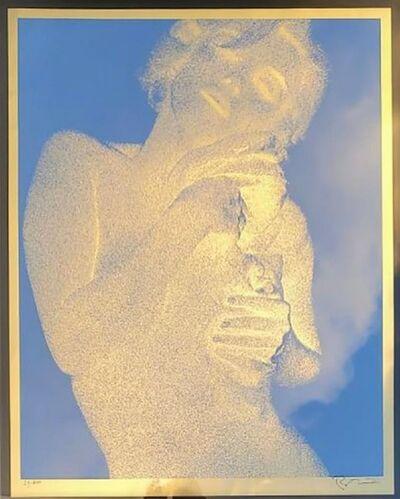 Bert Stern, 'Roses Body Shot (Gold Foil)', ca. 1965
