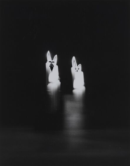 William Wegman, 'Candles', 1976