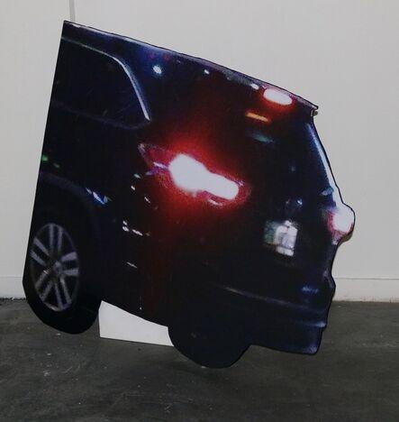 Oscar Figueroa, 'Untitled (Black Car)', 2016