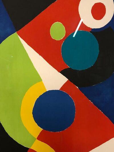 Sonia Delaunay, 'Rythmes Colorés ', 1885-1979