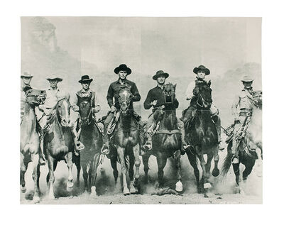 Russell Young, 'Magnificent Seven', 2015