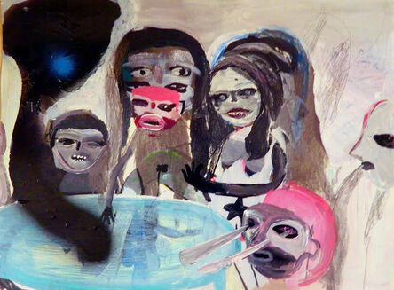 Silvia Argiolas, 'Famiglia Spirituale', 2015