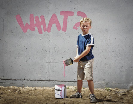 Nick Stern, 'What?', 2015-2020
