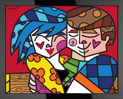 Romero Britto, 'So Happy In Love', 2015