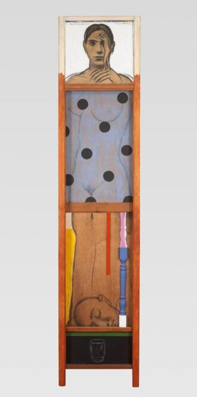 Michalis Manousakis, 'Fingerplay', 2003