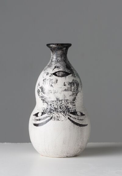Cathrine Raben Davidsen, 'Ghost Head Vase', 2015