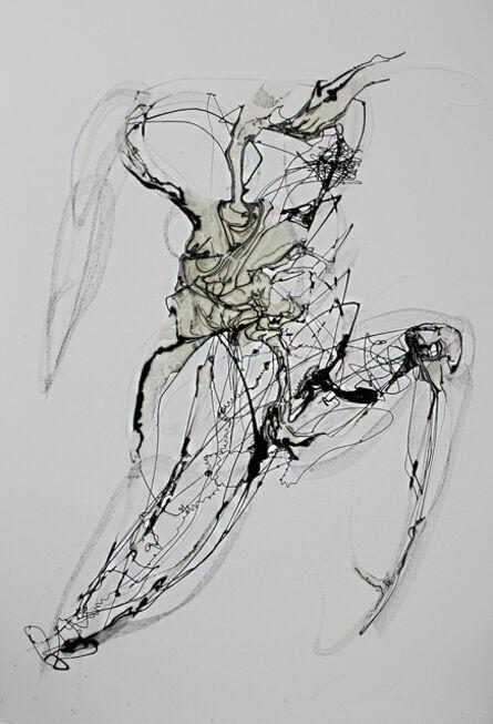 Raul Gabriel, 'Writing #3', 2011