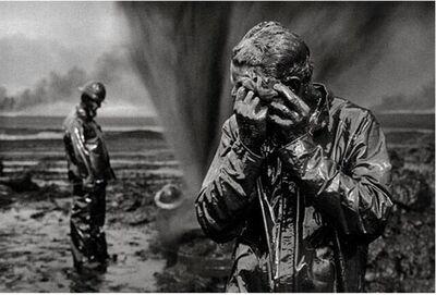 Sebastião Salgado, 'Desert Hell, Kuwait', 1991