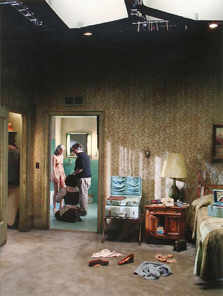 """Gregory Crewdson, 'Untitled (Production Still from """"Beneath The Roses"""")', 2005"""