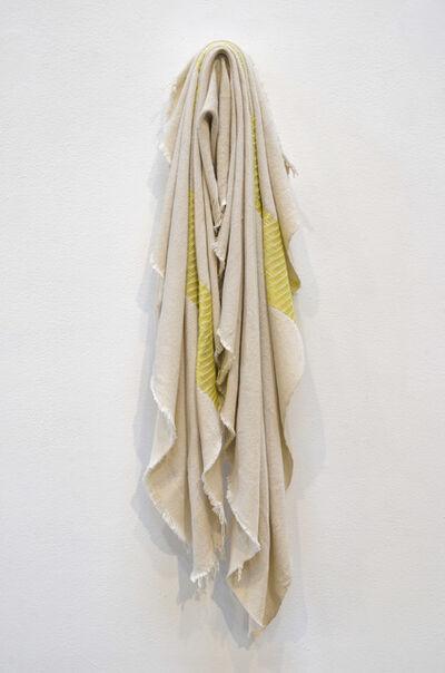 Frances Trombly, 'Yellow Folds', 2016