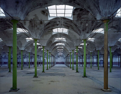 Yves Marchand & Romain Meffre, 'Gast Spinning Mill, Isseinheim, France, 2014', 2014