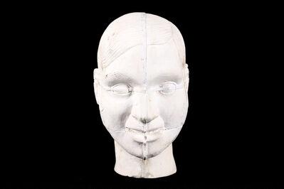 Eduardo Paolozzi, 'Female head'