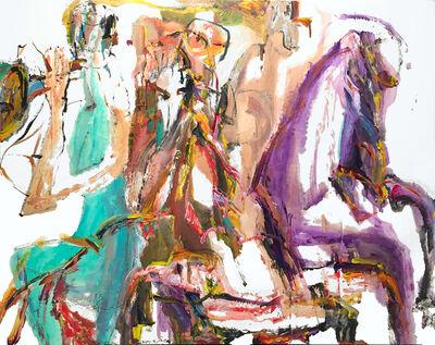 Andrew Lui, 'Sensation of October I', 2016