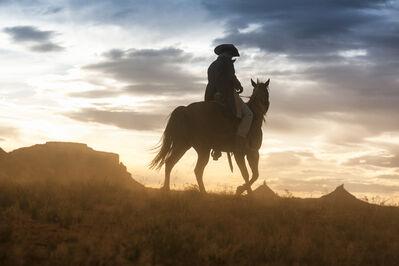 Jim Krantz, 'Epic Western No. 23', 2009