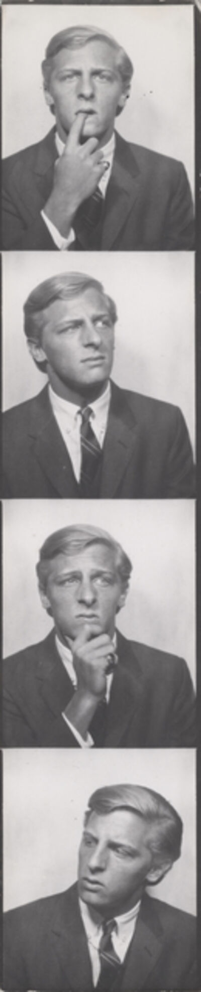 Andy Warhol, 'Teenager (Jim McLaughlin)', ca. 1965