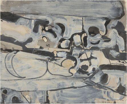 Richard Diebenkorn, 'Untitled (Berkeley)', 1955
