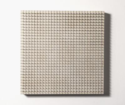 Günther Uecker, 'Plastische Linien - Reihung', 1972