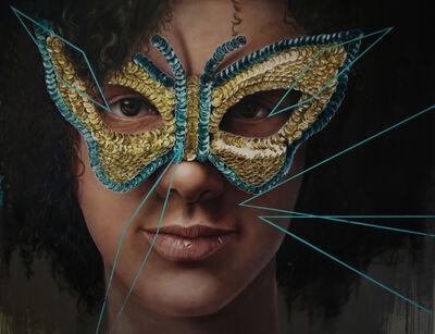 David Uessem, 'Butterfly', 2018