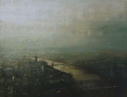 Benjamin Warner, 'Autumn Evening, Thames', 2016