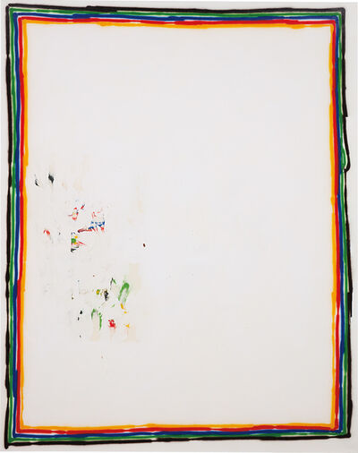 David Ostrowski, 'F (A thing is a thing in a whole which it's not)', 2013