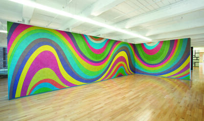Sol LeWitt, 'Wall Drawing #793 B', 1996